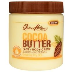 Cocoa Butter Face + Body Creme