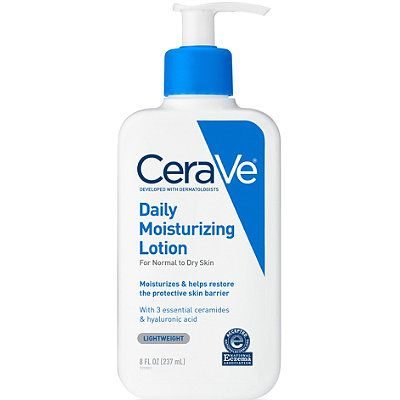 Daily Moisturizing Lotion For Normal To Dry Skin, CeraVe, cherie