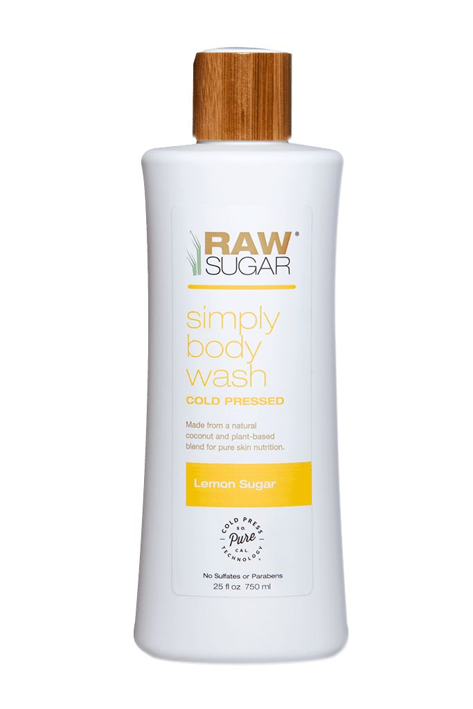 Simply Body Wash Lemon Sugar