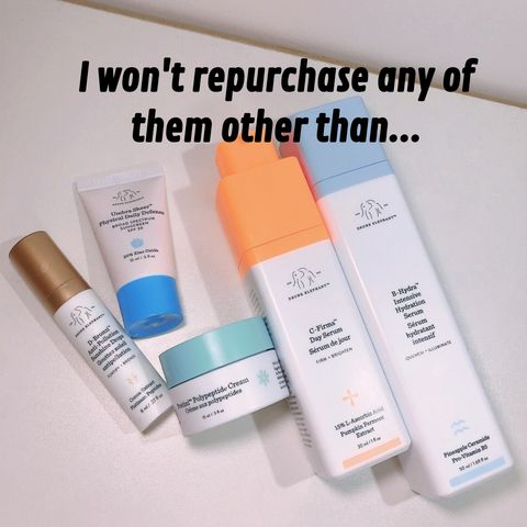 😑😑I won't repurchase any of them other than...