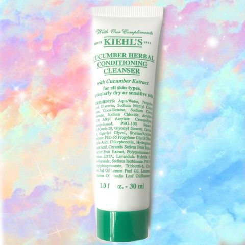 A solid cleanser for sensitive, dry skin