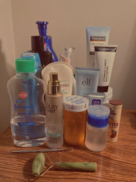 My daily skincare routine!