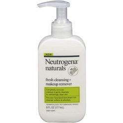 Naturals Fresh Cleansing + Makeup Remover