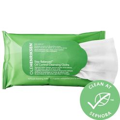 Stay Balanced Oil Control Cleansing Cloths