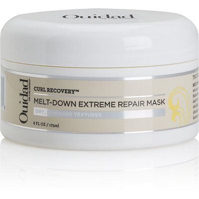 Curl Recovery Melt-Down Extreme Repair Mask, Ouidad, cherie