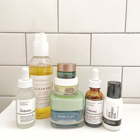 Detoxifying + Conditioning Nighttime Routine