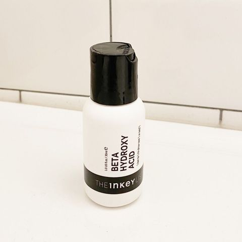 Unclog Your Pores with BHA!