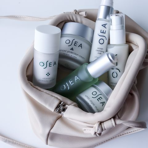 At Home Spa Facial with Osea