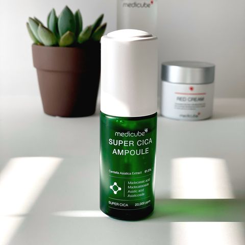Extra concentrated cica ampoule for PIH