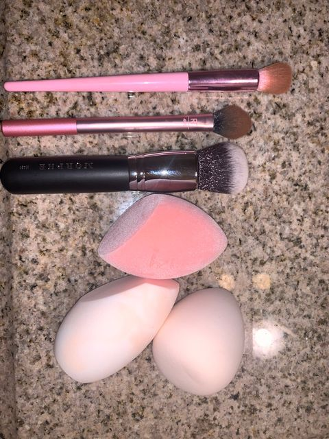 My favorite Face tools