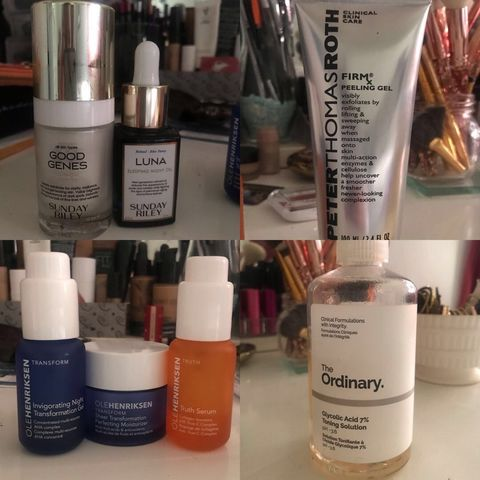 Holy Grail skin care routine- I'm  45yrs old