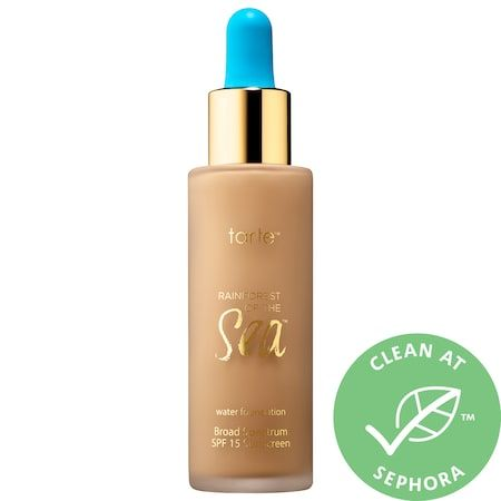 SEA Water Foundation Broad Spectrum SPF 15