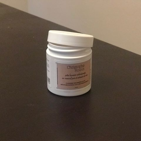 Empty: Cleansing Volume Paste