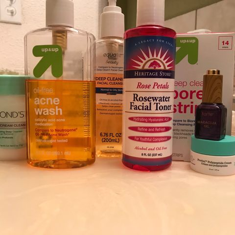 My PM routine + makeup removal & exfoliant