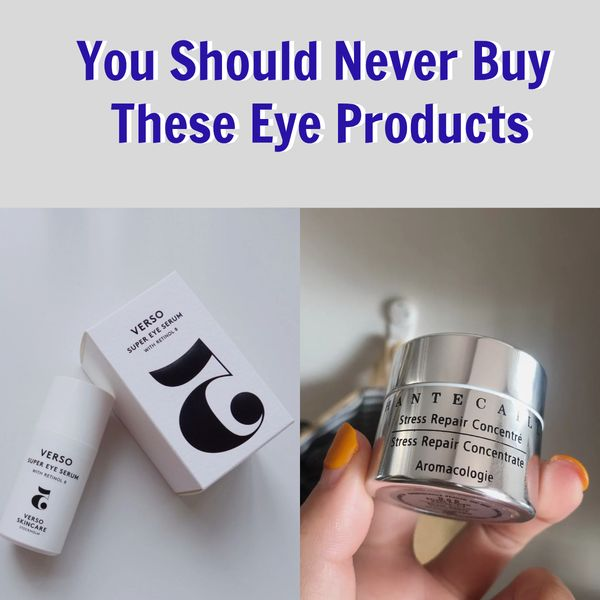 Honestly, I Wasted $280 On Eye Products👎👎👎 | Cherie