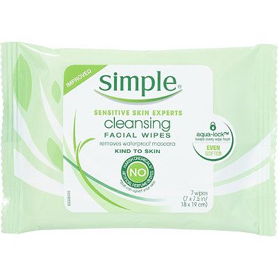 Kind To Skin Facial Wipes