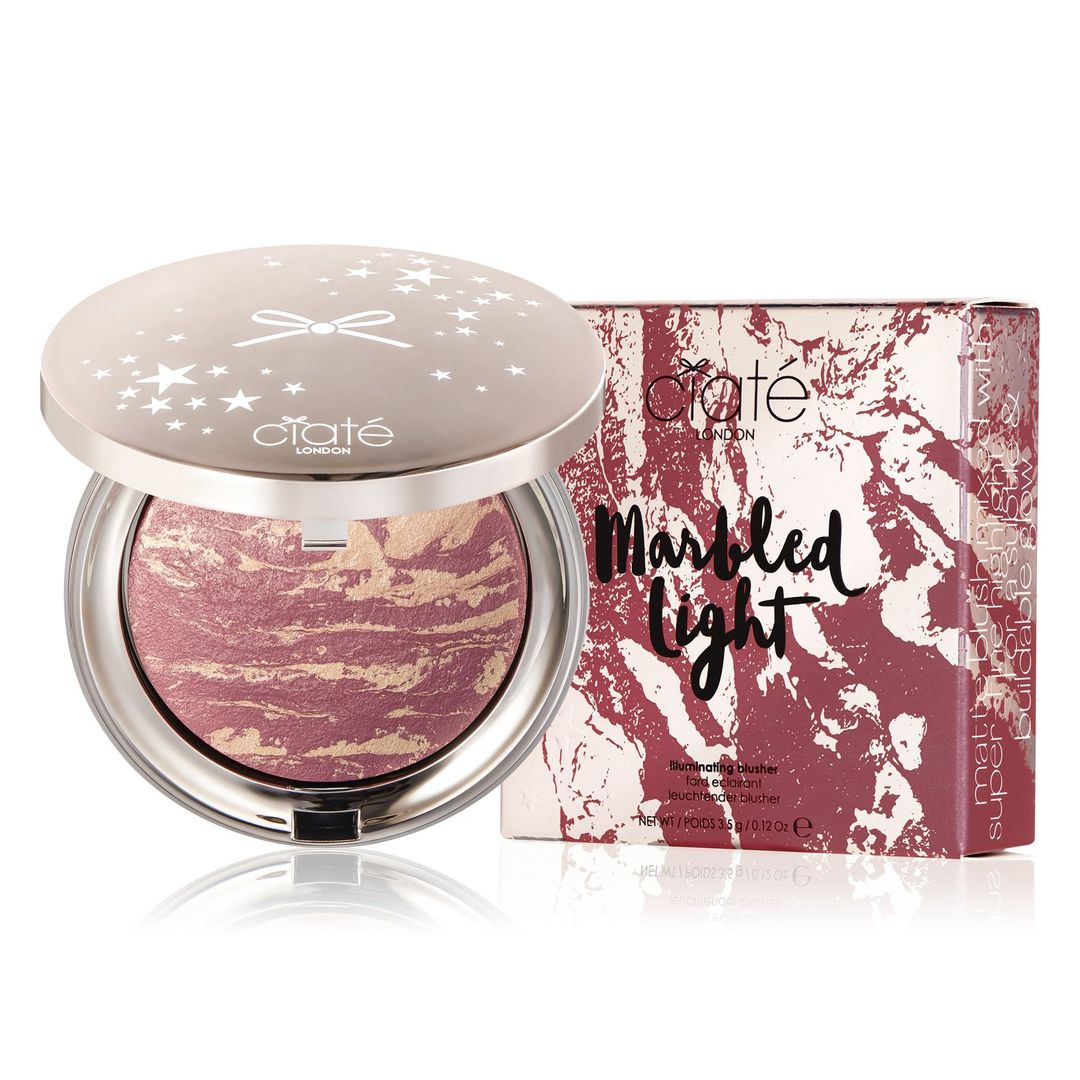 Marbled Light Illuminating Blush