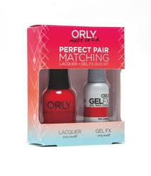 Perfect Pair Lacquer & GELFX Ma Cherie