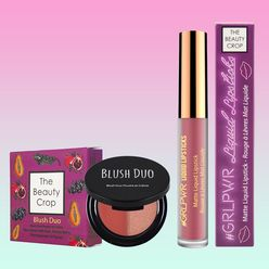"""Blush & Cheek"" Makeup Kit"