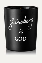 Ginsberg Is God Scented Candle