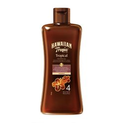Professional Tanning Oil SPF4 Rich 200ml