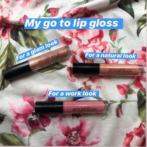 💄My favorite go to lip gloss!💄