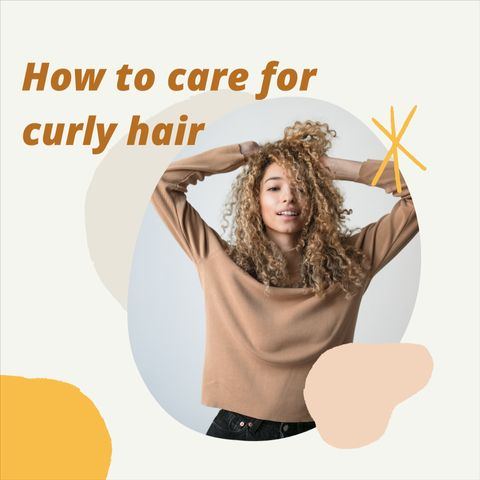 7 Tips for Caring for Your Curly Hair