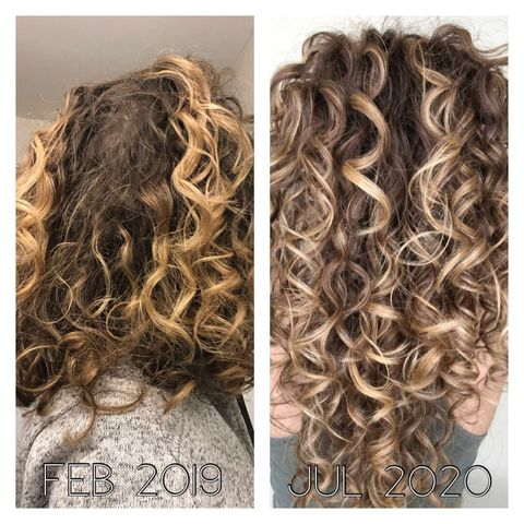 5 Tips to Start Your Natural Curl Journey