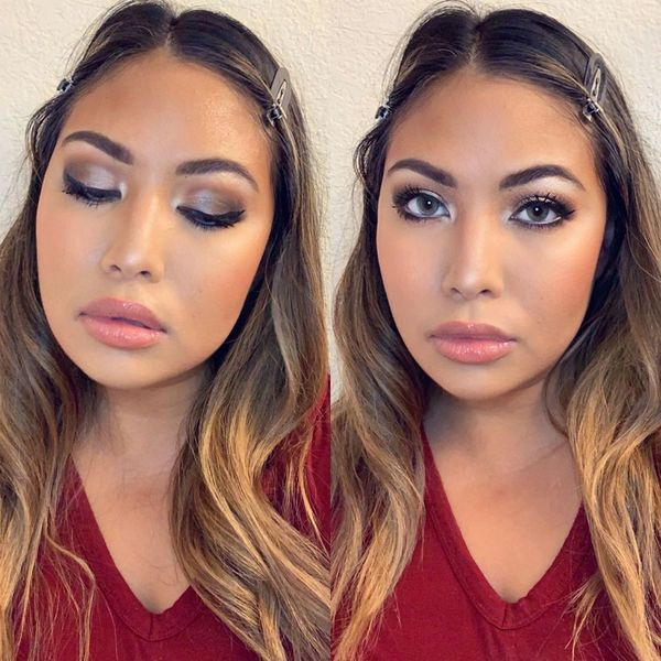 Easy Cool-Toned Smokey Eyes 🤎 | Cherie