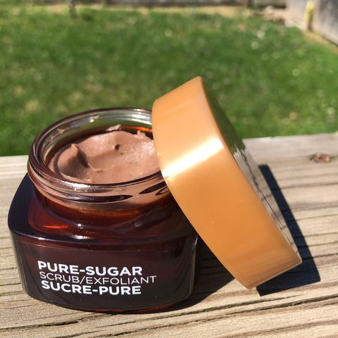 L'Oréal Paris Pure sugar scrub with coco