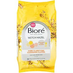 Witch Hazel Pore Clarifying Cleansing Cloths
