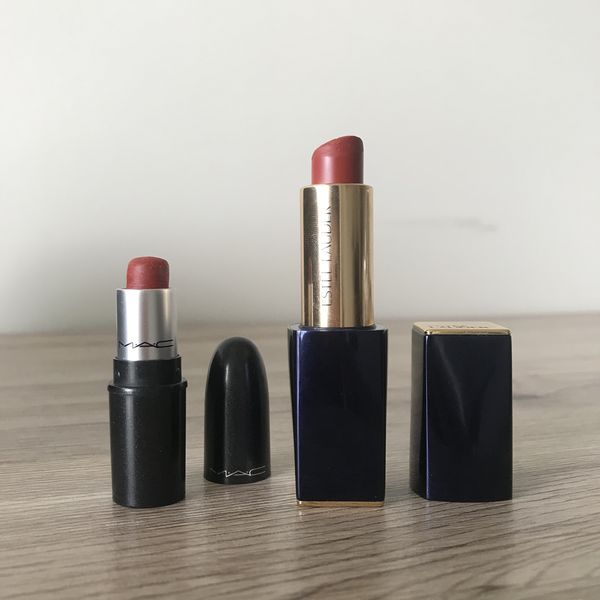 Dupe, worth it? Estée Lauder VS. MAC | Cherie