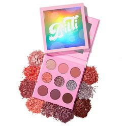 Candy button shadow palette