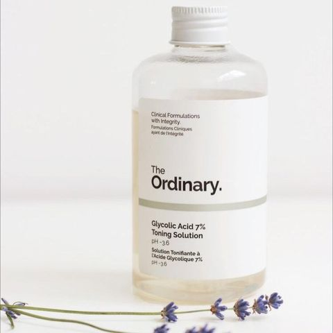 Product Review - The Ordinary Glycolic Toner