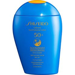 Ultimate Sun Protector Lotion SPF 50+ Sunscreen for Face/Body