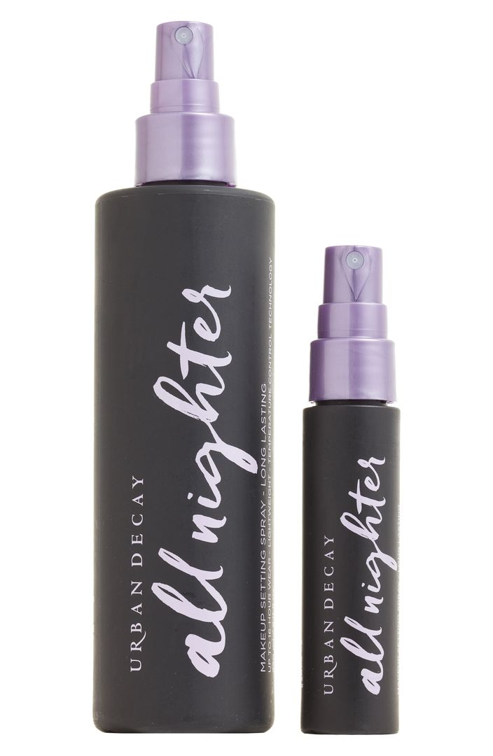 All Nighter Long Lasting Setting Spray Jumbo & Travel Duo