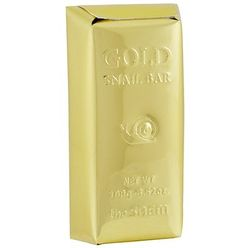Gold Snail Bar, 3.52 oz (100 G)