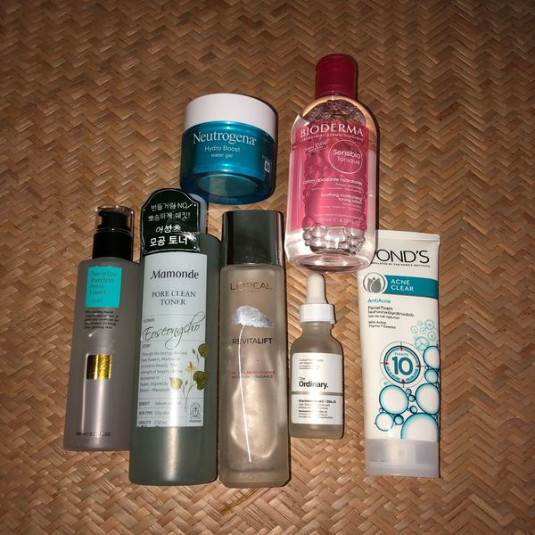 Skin Care Products I use Regularly | Cherie
