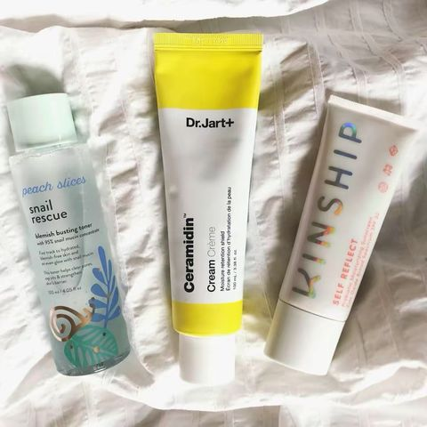 Winter Routine for DRY Skin