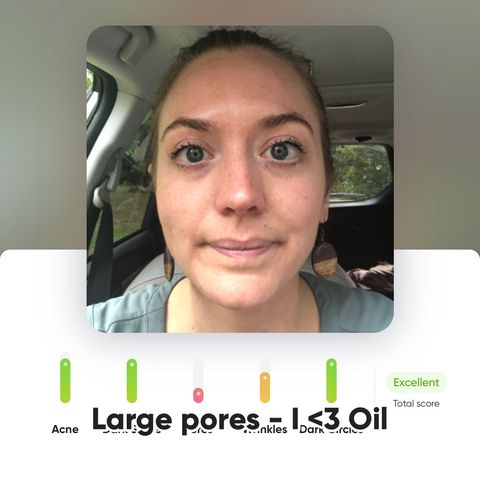 Can I still use oils with large pores?