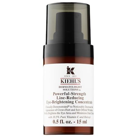 Powerful-Strength Line-Reducing Eye-Brightening Concentrate, Kiehl's, cherie