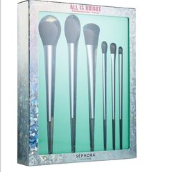 All is Bright Brush Set