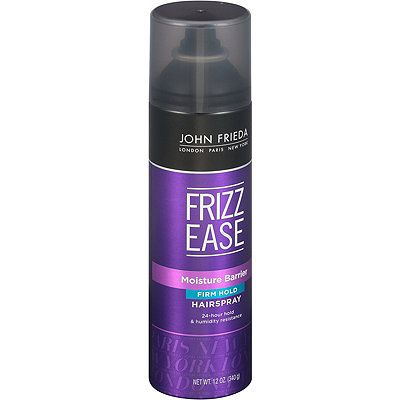 Frizz Ease Moisture Barrier Firm Hold Hair Spray