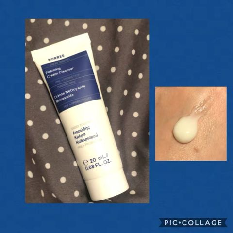 🇬🇷 Korres Foaming Cream Cleanser 🇬🇷