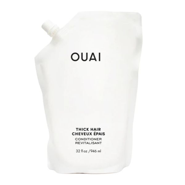 Thick Conditioner Refill Pouch, OUAI, cherie
