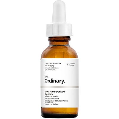 100% Plant-Derived Squalane, The Ordinary, cherie