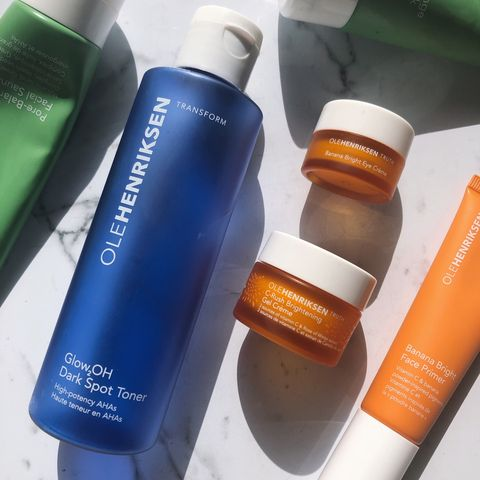 I'm a huge OleHenriksen fan. I