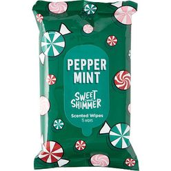 Peppermint Scented Wipes