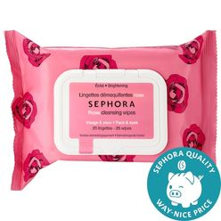 Cleansing Wipes Rose Moisturizing
