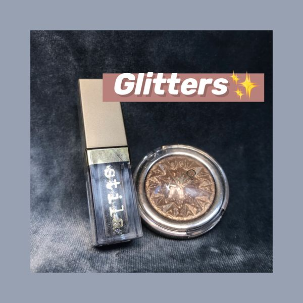 Glitters are a must, but are they better in liquid or solid? | Cherie